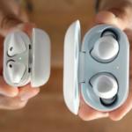 小さくてかわいい!Samsung「Galaxy buds」とApple「Air pods」比較してみました。