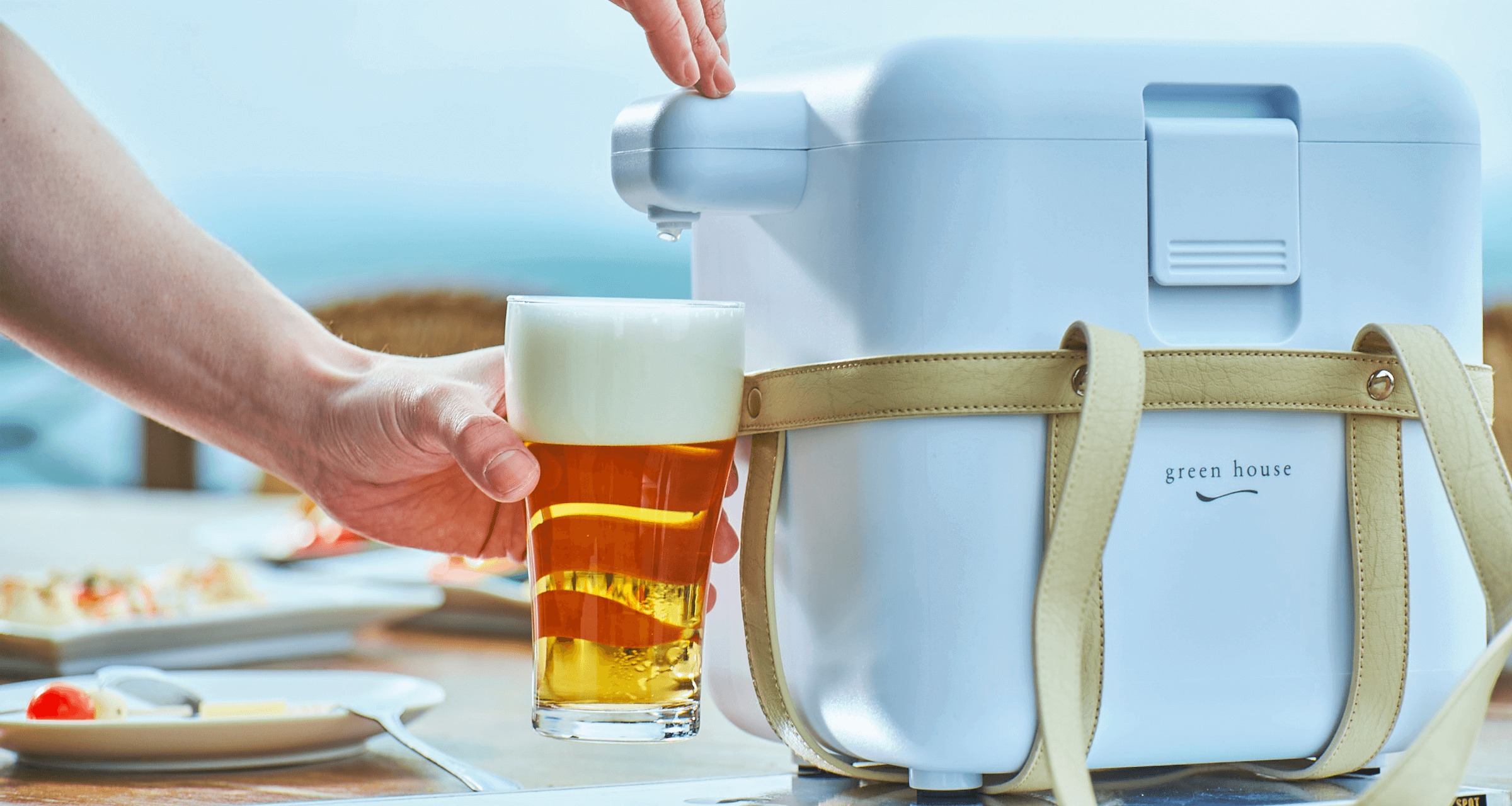 【2021年版】家庭用ビールサーバーはコレ1択!レビューを徹底解析!超音波方式