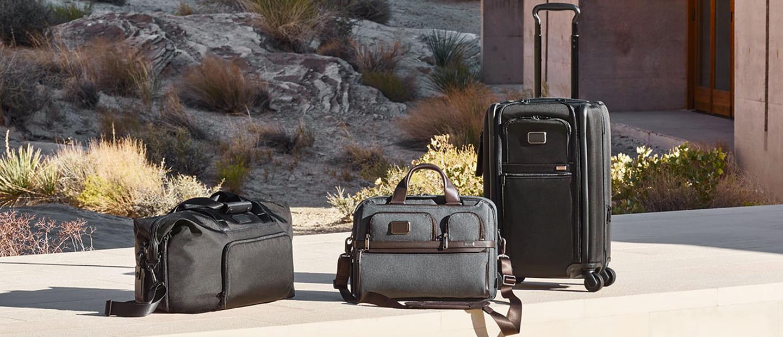 【まとめ】短期出張・旅行にオススメのスーツケース。TUMIが選ばれる理由