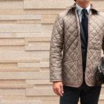 【2019年冬版】スーツに合わせるキルティングコートはこのブランドがおすすめ!