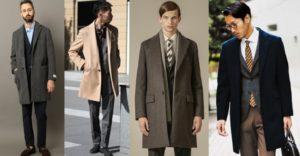 【30代必見!】ビジネスシーンに好相性のコートを種類別に紹介