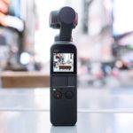 【レビュー】映画撮影は超小型カメラOsmo Pocket。使って知る良い所。