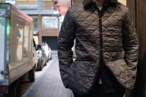 【秋・冬着用】耐久性の高いビジネスジャケットはこれ!ラベンハムとは?