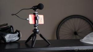 本格的なスマホ撮影に必要な全てがこの1つに。SHURE「MV88+ ビデオキット」
