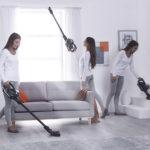 【2021年】新生活にコードレス掃除機。レビュー評価の高いコスパ商品を紹介。