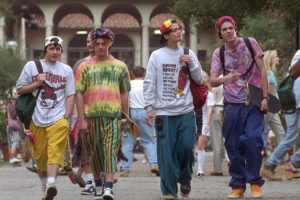 90年代のトレンドファッションについて考えてみた