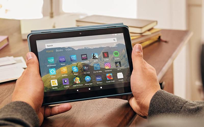 【コスパ最強】Amazonの新型Fire HD 8 Plus一択!もうタブレットは迷う必要なし!