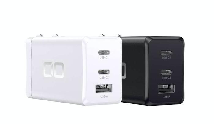 【2020年】PC・スマホ同時充電可能。高出力で世界最小の充電器が発売された!