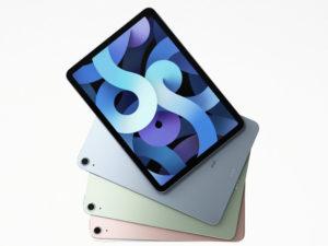 【2020年Apple Event】新型iPad Airが革命的すぎる。完全まとめ