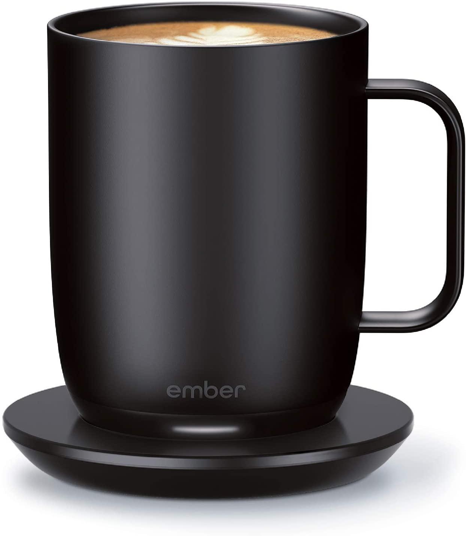 スマホで温度調節!Emberの「セラミックマグカップ」の魅力